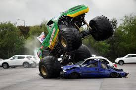 meet some of the monster jam drivers funtastic life events news from the bradford telegraph and argus