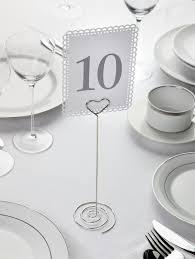 Wedding Table Number Holders Table Number Holder Image We Got It Covered