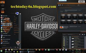 free download themes for windows 7 of car harley davidson theme for windows 7 digital world guidestyle