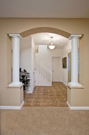 modular home foyer entry the home store
