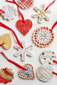 ornaments salt dough ornaments how to make