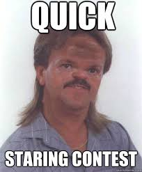 Creepy Meme - 27 funniest mullet meme pictures and photos that will make you happy