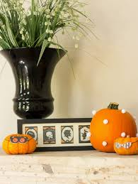 Small Pumpkins Decorating Ideas Pumpkin Decorating Ideas Design Improvised