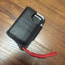 Money Clip Wallet Id Window Holiday Sale Kydex Wallet With Money Clip Carbon Fiber