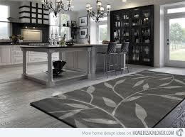 Design Area Rugs 15 Area Rug Designs In Kitchens Home Design Lover