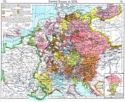 bohemia map europe central in 1378 map of dominions ottocar bohemia 1956