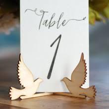 Diy Table Number Holders Popular Bird Table Numbers Buy Cheap Bird Table Numbers Lots From