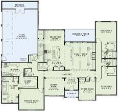 european style house plan 4 beds 4 50 baths 3415 sq ft plan 17