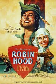 The Light In The Forest Movie The Adventures Of Robin Hood Wikipedia