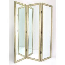 Mirror Room Divider Solutions On Mirrors For Small Spaces