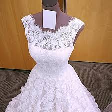 open back wedding dresses vintage lace cap sleeves open back princess wedding dresses for