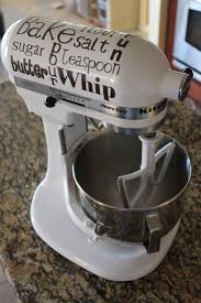 Used Kitchen Aid Mixer by A Little Of This A Little Of That January 2011