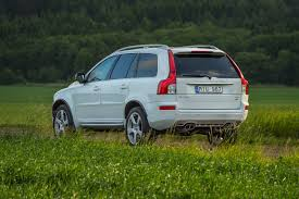 volvo official official the last of the volvo xc90 models built to make way for