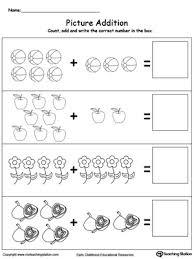 addition for kindergarten worksheets u0026 free kindergarten addition