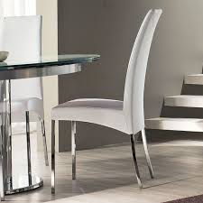 Italian Leather Dining Chairs Gorgeous Italian Modern Chairs How To Make Stuff Pillow