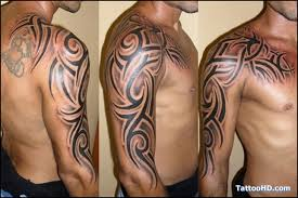 shoulder tribal designs for tattooshunt com