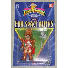 power rangers evil space aliens slotsky vision toys