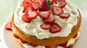 strawberry and white chocolate buttercream cake recipe