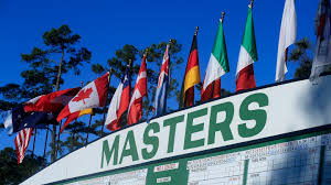 Masters Flag Article Five Things What To Look For On Monday 2017 Masters