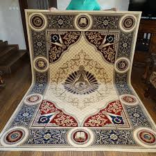 Masonic Home Decor Amazon Com Masonic Area Rug 6 U00276