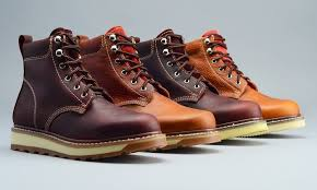groupon s boots goodyear welted s genuine leather work boots groupon