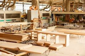 Furniture Factory Stock Photo  IStock - Factory furniture