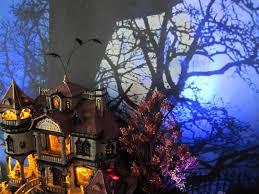 halloween villages halloween christmas village collector u0027s most interesting flickr