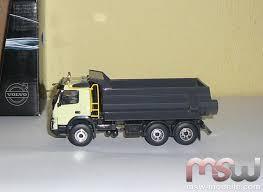trak volvo model motorart volvo fmx truck 6x4 kipper dump truck 1 50