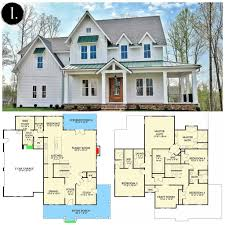 farmhouse houseplans modern farmhouse floor plans awesome house plans farmhouse