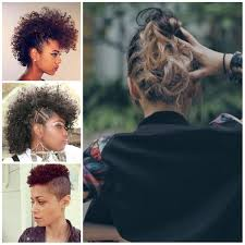 curly mohawk hairstyles for women 2017 2017 haircuts hairstyles