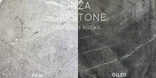 Oiled Soapstone Soapstone Countertops Standerfer Stoneworks Kenai Countertops