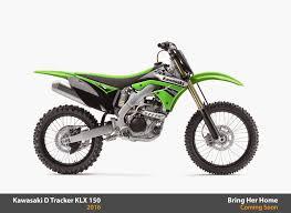Kawasaki D Tracker Klx 150 2016 New Kawasaki D Tracker Klx 150