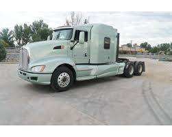 2010 kenworth trucks for sale 2010 kenworth t660 sleeper truck for sale 585 000 miles greeley