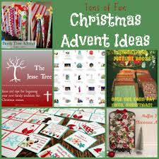 advent ideas teach beside me