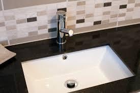 bathroom sinks and faucets ideas remarkable square vessel bathroom sink glacier bay ideas