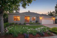 Ranch Style House Exterior House Ground Lighting Outdoor Accents Lighting Ranch House