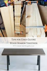 edge gluing woods boards together to create a butcher block effect edge gluing woods boards together to create a butcher block effect can be a daunting task