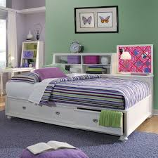 Daybed With Storage Drawers White Full Size Daybed Frame With Storage Drawers Decofurnish