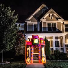 365 thru amy s eyes new halloween inflatables lights halloween