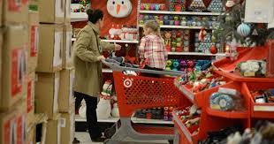 target shooting black friday black friday shows it can still draw crowds