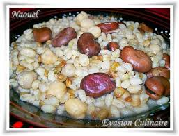 apprendre a cuisiner algerien cherchem pour yennayer cuisine algérienne