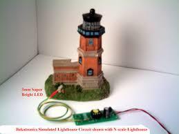 solar lighthouse light kit bk 100 lighthouse flasher kit