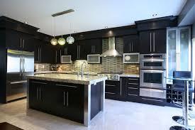 amazing kitchen ideas amazing black kitchen themed feat mosaic kitchen tiles backsplash