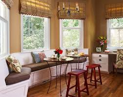 kitchen bay window seating ideas enchanting bay window seat kitchen table contemporary best ideas