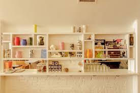how a restaurant becomes a lifestyle brand eater a shelf inside dimes the restaurant photo courtesy of dimes