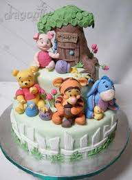 winnie the pooh cake topper winnie the pooh cakes winnie the pooh pictures gallery