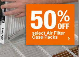 home depot black friday deals air conditioners how to choose an air filter get 50 off cases at home depot
