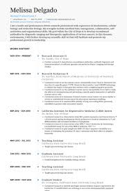 Optician Resume Sample by Research Associate Resume Samples Visualcv Resume Samples Database