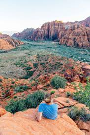 Utah State Parks Map by The Best Outdoor Hidden Gems Of St George Utah