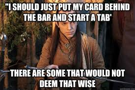 The Hobbit Meme - hugo weaving from the hobbit memes quickmeme